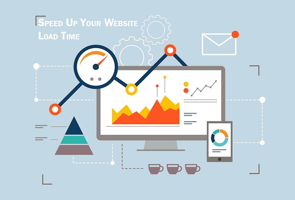 Speed up your website load time