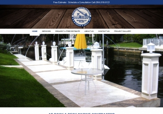 AB DOCK & DECK MARINE CONTRACTOR